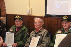 Visite de Vétérnan US à Bastogne 17-05-216 (6)