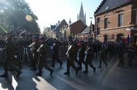 Cérémonies du 11 novembre : Ypres : Porte de Menin - 11 -