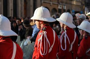 Cérémonies du 11 novembre : Ypres : Porte de Menin - 12 -