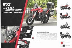nouvelle marque chinoise de motos 125