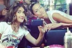 Violetta coulisse