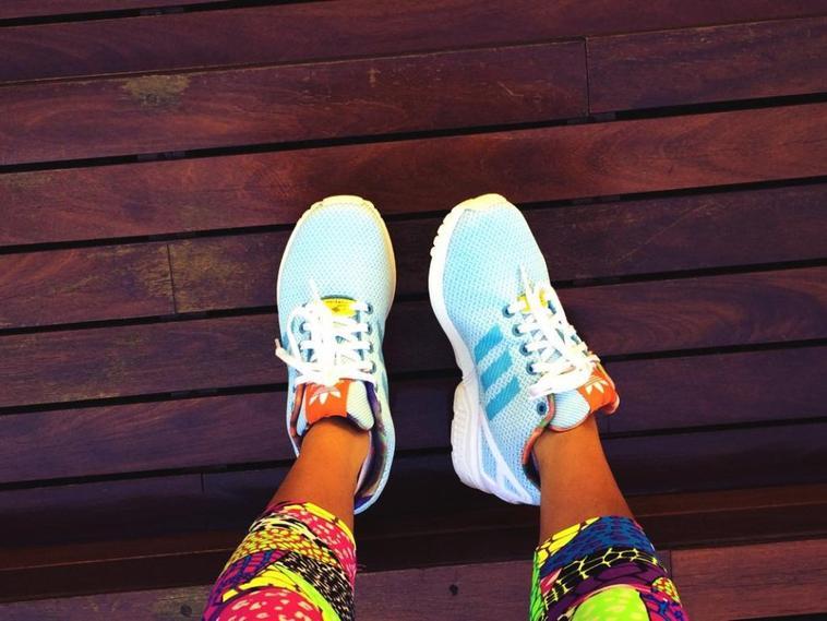 Tini et Adidas ♥ !