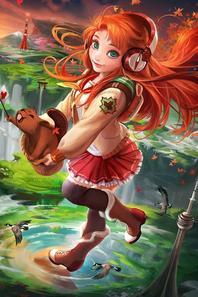 la page fb de mon idole numéro 3 dans mon top 20 de mes idole en dessin ^^