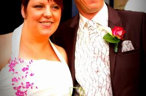 Mariage le 17 août 2013