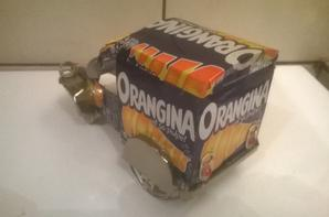 2 Cv Fourgonettes Orangina pour les secoués