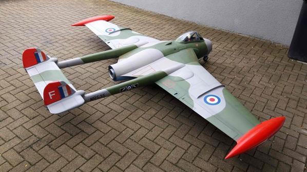 De Havilland Venom (3.20 m)