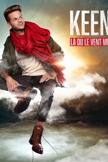 concert pour Keen'v