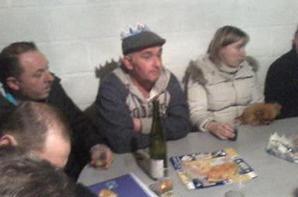 galettes des Rois Samedi 04 janvier 2014