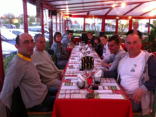 Visite des POCHOLLE à St Germain le vasson