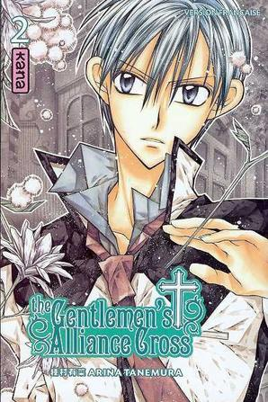 Mes mangas partie 13 : The Gentlemen's Alliance Cross