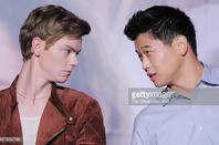 Thomas et Ki Hong
