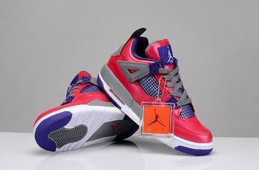 new style dd432 4ea0c ... Nike Air Jordan 4 GS