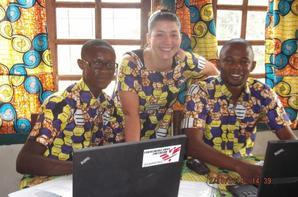 Souvenirs & bons moments avec les collègues, chez MSF