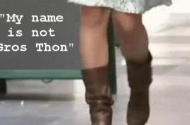 "Je ne suis ni ""ta jolie"", ni ""charmante"", ni ""ta princesse"", ni ""un thon"", ni..."