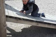 mon fils en vacance