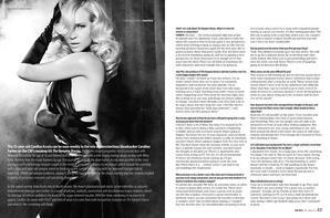 Candice Accola et Daniel Gillies pour Fault Magazine !