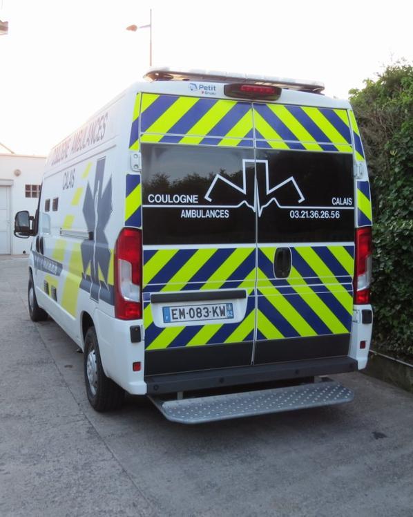 assu coulogne ambulances 2017