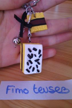 Mes autres portes clefs♥