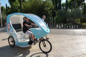 Balade touristique v lo pousse pousse aix en provence - Bureau de poste rotonde aix en provence ...