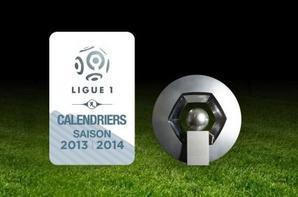 Les calendriers de ligue 1 et ligue 2