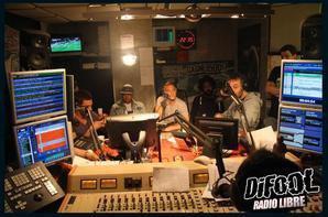 Major Lazer dans la Radio Libre