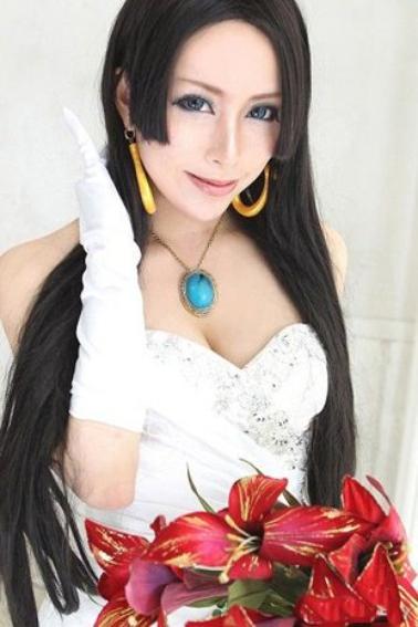 Kisaki urumi cosplay