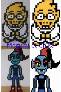 Articles De Megumi Et Chika Taggés Pixel Art Megumi Et