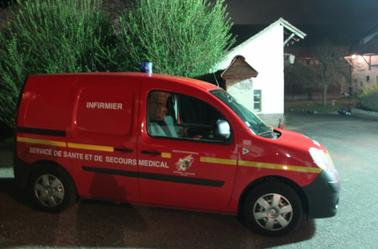 suite  des photos du feu a Stutzheim
