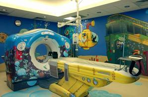 scanner en pédiatrie