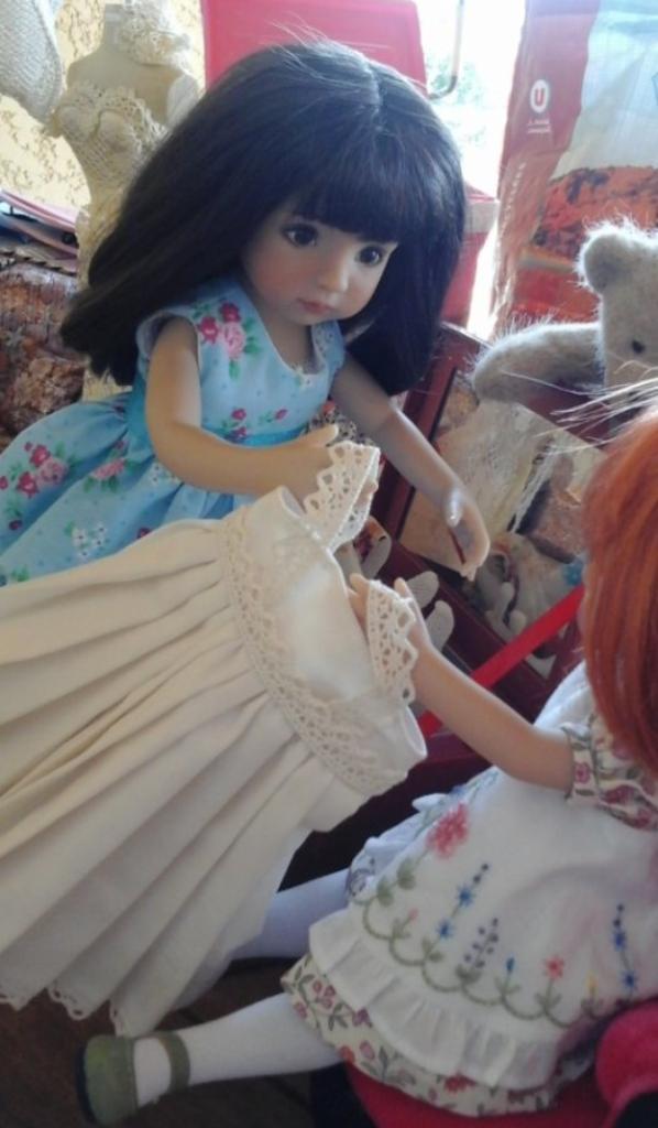 Une journée couture chez Tati-Lys....