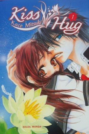 kiss hug tome 1
