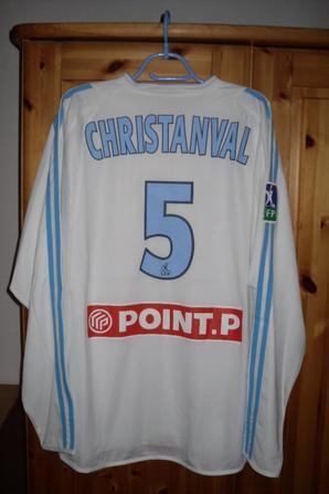 OM Saison 2003/2004