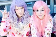 Des demoiselles so kawaii ! #1
