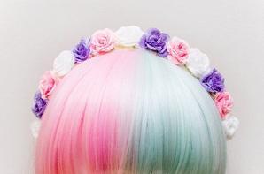 Vidéo : 5 coiffures kawaii super simple à réaliser ! ♥ (Spéciale Cheveux Courts)