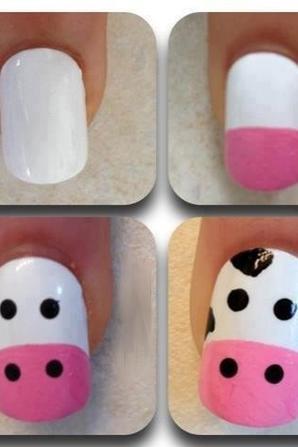 nail art des ongles vraiment mignons 6 tuto facile so kawaii. Black Bedroom Furniture Sets. Home Design Ideas