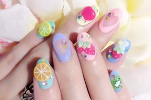 Nail Art, des ongles vraiment mignons ! #7