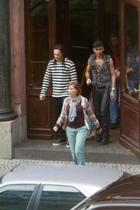 _ Bill & Tom _ Borchardt Restaurant (Berlin) _ (28/09/2012) ***