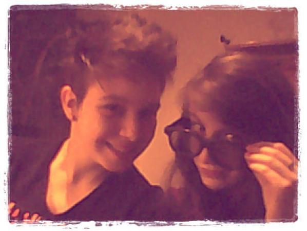 Ma soeur & Mwa :D
