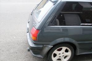 Toyota Starlet ep70