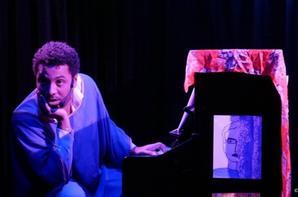 Jann Halexander se produit à la Cave aux Artistes le 23 mars, Aix-en-Provence