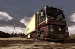 Renault Magnum - DAF (DAV)