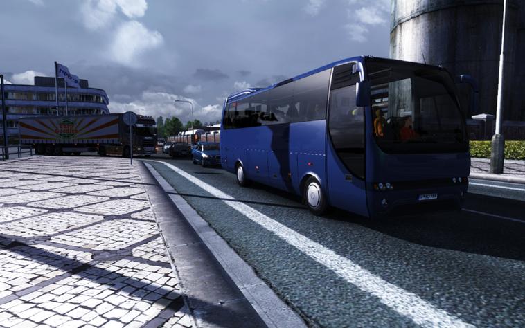 Euro Truck Simulator 2 - Prochaine mise à jour