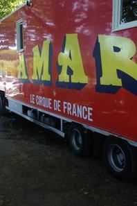 Cirque AMAR Mail Saint Gildas Châteauroux (Indre)