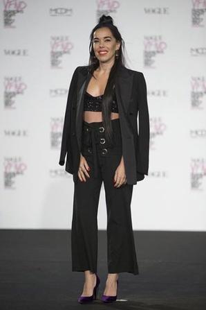 "Beatriz al ""Vogue Fashion's Night Out"""