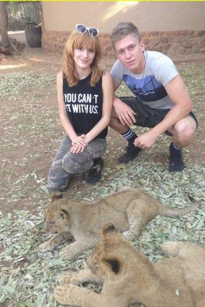 Bella en Afrique