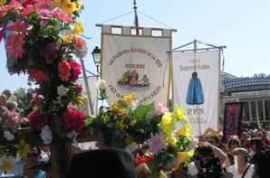 pélirinage st marie de la mer 2012 st sara