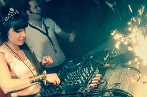 DJ Oriska au K3 à KEHL (Allemagne) le 16 mars 2013