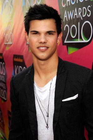 Taylor Lautner•