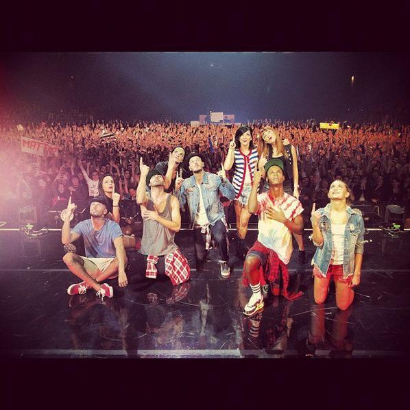 photos de plusieurs concert