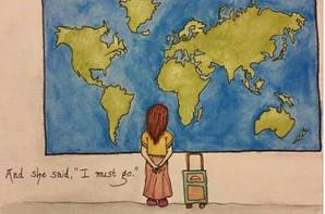 In less than two weeks, this will be me *....* ❤ #ProjectToCome #EVS #ExploringEasternEurope